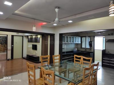 Gallery Cover Image of 3200 Sq.ft 4 BHK Apartment for rent in Kamnath Sepal Residency, Satellite for 55000