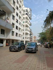 Gallery Cover Image of 978 Sq.ft 2 BHK Apartment for buy in Sai Balaji Paradise, Dhayari for 4700000