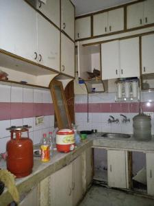 Kitchen Image of Torrni PG in Bindapur