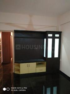 Gallery Cover Image of 500 Sq.ft 1 BHK Independent Floor for rent in Hebbal for 10000