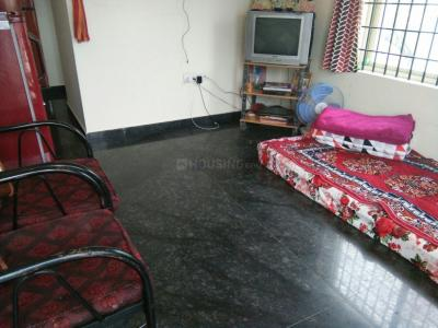 Gallery Cover Image of 550 Sq.ft 1 BHK Independent House for rent in Jalahalli for 7000