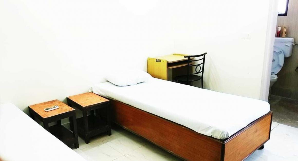 Bedroom Image of Nirmal Chhaya PG in Palam Vihar