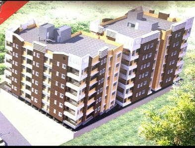 Gallery Cover Image of 1003 Sq.ft 3 BHK Apartment for buy in Andul for 2657950