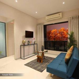 Gallery Cover Image of 516 Sq.ft 1 BHK Apartment for buy in Marathon Marathon NeoHomes NeoHills, Bhandup West for 6100000