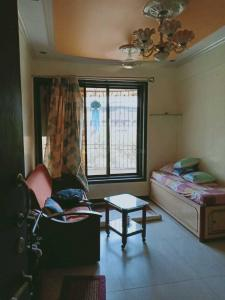 Gallery Cover Image of 670 Sq.ft 1 BHK Apartment for rent in Kopar Khairane for 21000