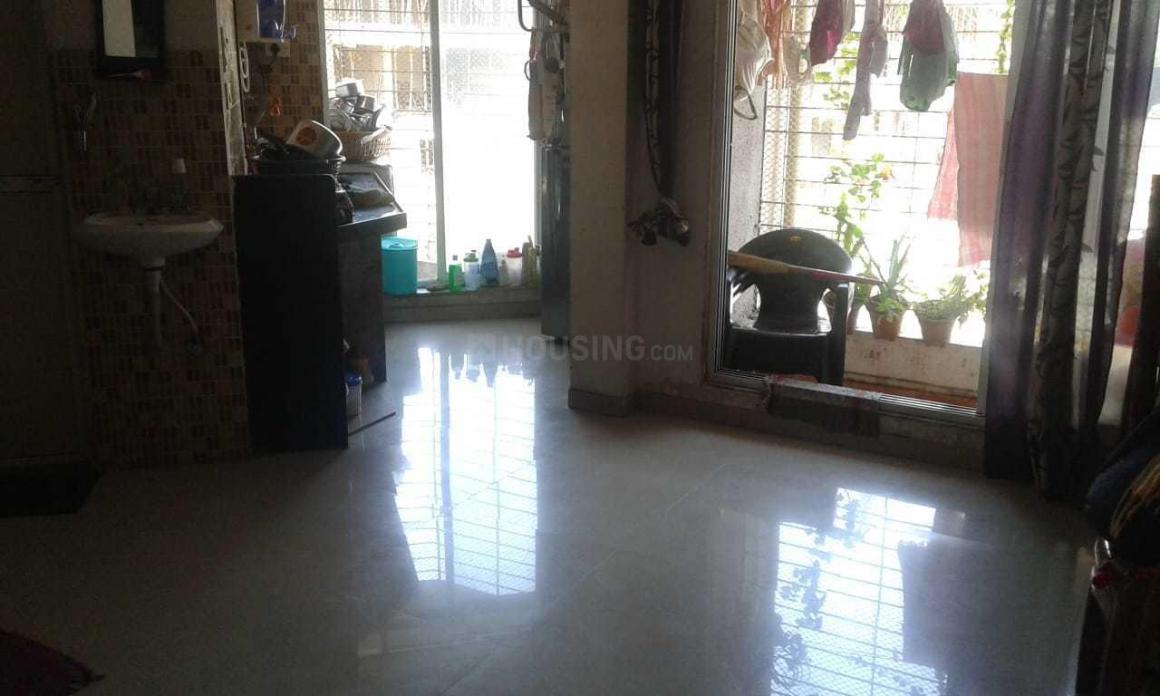 Kitchen Image of 325 Sq.ft 1 BHK Apartment for rent in Ghatkopar West for 22000