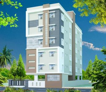 Gallery Cover Image of 1170 Sq.ft 2 BHK Apartment for buy in Kukatpally for 4900000