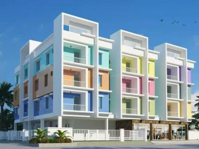 Gallery Cover Image of 1312 Sq.ft 2 BHK Apartment for rent in Narsingi for 20000