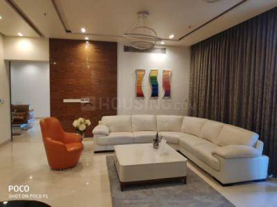 Gallery Cover Image of 2378 Sq.ft 3 BHK Apartment for rent in Hosakerehalli for 100000