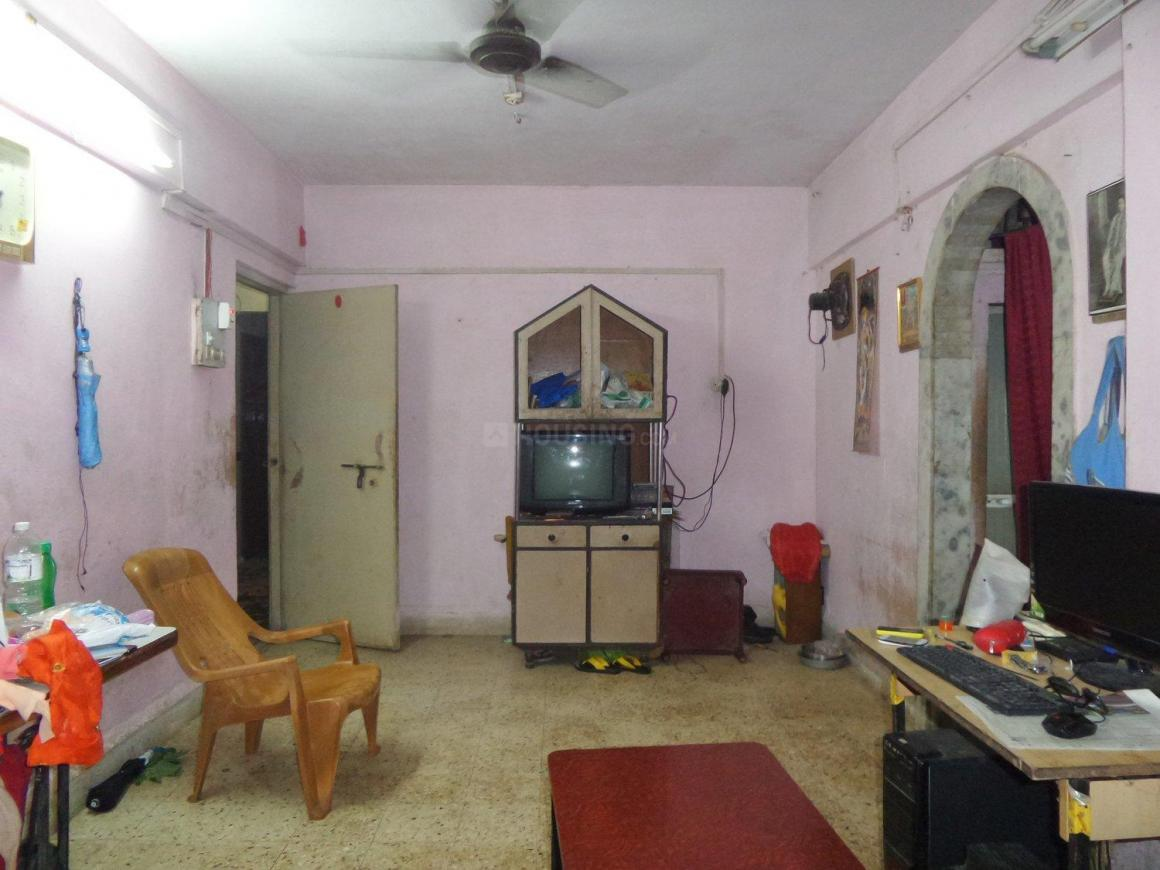 Living Room Image of 550 Sq.ft 1 BHK Apartment for buy in Kalwa for 3000000