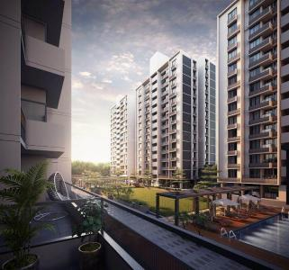 Gallery Cover Image of 1440 Sq.ft 3 BHK Apartment for buy in Bopal for 4320000