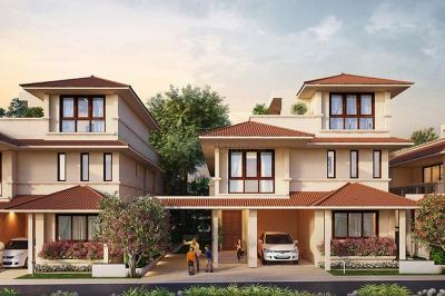Gallery Cover Image of 3172 Sq.ft 3 BHK Villa for buy in Chikkagubbi Village for 25700000