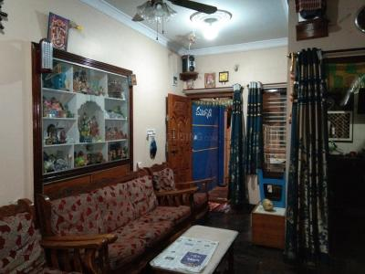Gallery Cover Image of 1100 Sq.ft 3 BHK Independent House for rent in Nandini Layout for 20000