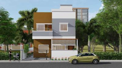 Gallery Cover Image of 2000 Sq.ft 4 BHK Villa for buy in Sparsh, Dhayari for 15000000