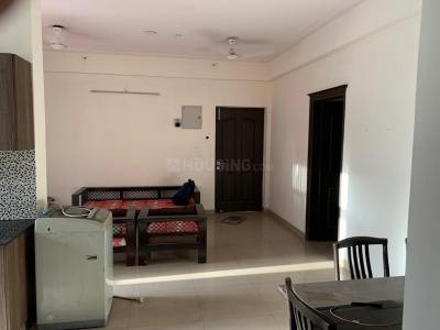 Gallery Cover Image of 1325 Sq.ft 3 BHK Apartment for rent in JM Aroma, Sector 75 for 25000