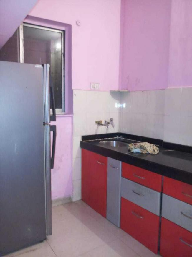 Kitchen Image of 1500 Sq.ft 3 BHK Independent House for buy in Kharghar for 8500000