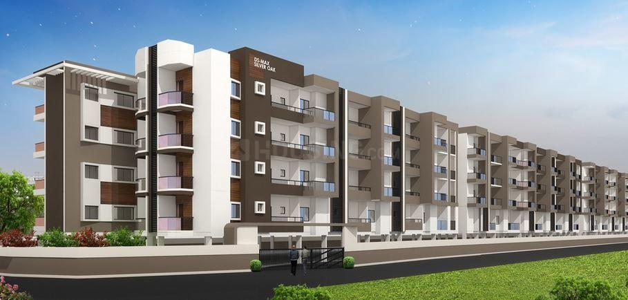 Building Image of 1800 Sq.ft 3 BHK Apartment for buy in Whitefield for 24000000