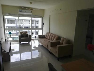 Gallery Cover Image of 1050 Sq.ft 2 BHK Apartment for rent in Bandra East for 46000