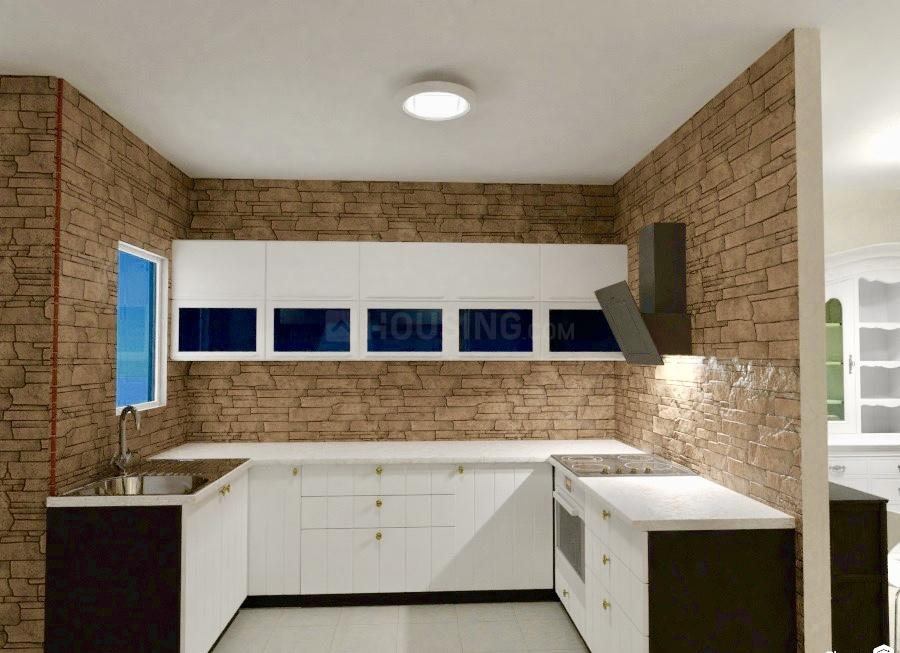Kitchen Image of 1366 Sq.ft 2 BHK Apartment for buy in Lourdhu Nagar for 7171500