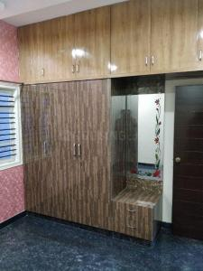 Gallery Cover Image of 900 Sq.ft 2 BHK Independent Floor for rent in Class D Employees Housing Society Layout for 1300000
