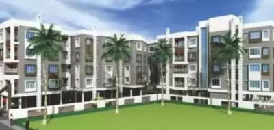 Gallery Cover Image of 1485 Sq.ft 4 BHK Apartment for buy in Vinayak Skyline Lakeview, Garia for 6756750