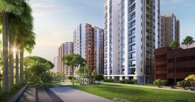 Gallery Cover Image of 817 Sq.ft 2 BHK Apartment for buy in Hanspukuria for 3900000