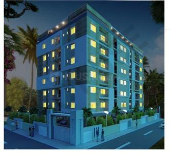 Gallery Cover Image of 530 Sq.ft 1 BHK Apartment for buy in Sanwer Road Industrial Area for 1251000