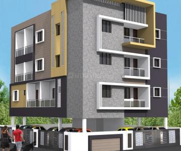 Gallery Cover Image of 495 Sq.ft 1 BHK Apartment for buy in Kolathur for 3321000