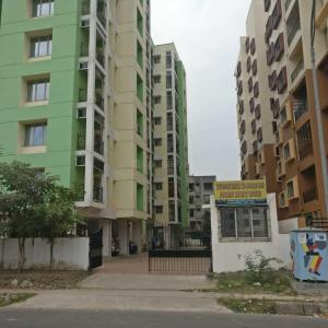 Building Image of Chakraberty in New Town