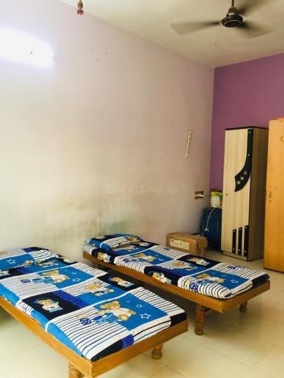 जोधपुर में गजदान पीजी के बेडरूम की तस्वीर