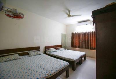 Bedroom Image of Hetal Shah PG Accommodation in Navrangpura