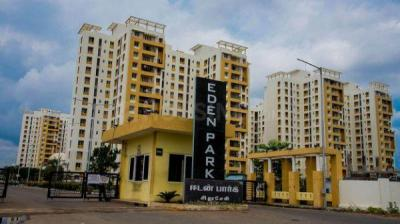 Gallery Cover Image of 580 Sq.ft 1 BHK Apartment for buy in Siruseri for 2500000