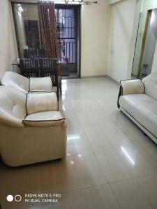 Gallery Cover Image of 700 Sq.ft 1 BHK Apartment for buy in Koperkhairane Infinity Tower, Kopar Khairane for 7500000
