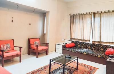 Gallery Cover Image of 1200 Sq.ft 3 BHK Apartment for rent in Aundh for 30000