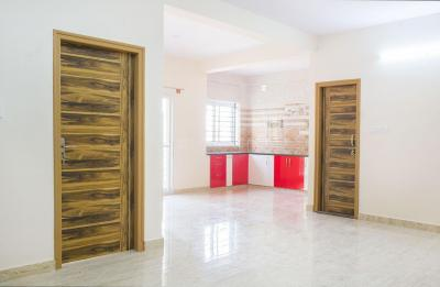 Gallery Cover Image of 1300 Sq.ft 3 BHK Independent House for rent in Sahakara Nagar for 24000