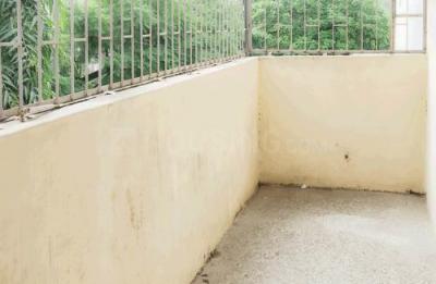Balcony Image of 6 B Lokmanya Sahakari Society in Wadarvadi