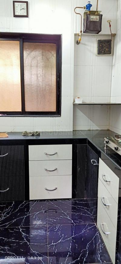 Kitchen Image of 1000 Sq.ft 2 BHK Independent House for rent in Nerul for 36000