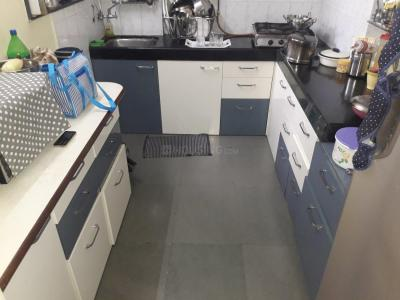 Gallery Cover Image of 950 Sq.ft 1 BHK Apartment for rent in Airoli for 14000