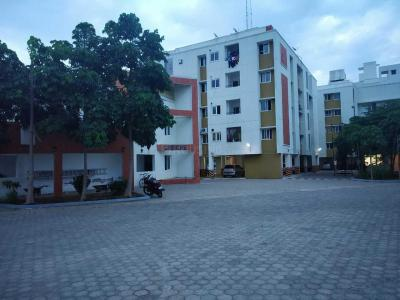 Gallery Cover Image of 759 Sq.ft 2 BHK Apartment for rent in Mevalurkuppam for 6500