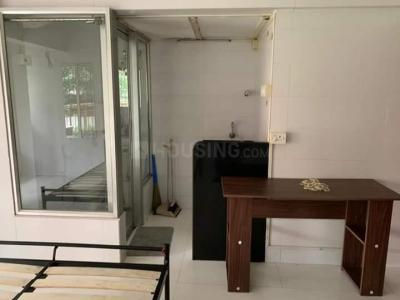 Gallery Cover Image of 225 Sq.ft 1 RK Apartment for rent in Swapna Safalya, Bandra West for 25000