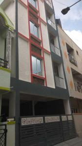 Gallery Cover Image of 600 Sq.ft 1 BHK Independent House for rent in Vibhutipura for 10000