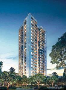 Gallery Cover Image of 1200 Sq.ft 3 BHK Apartment for buy in Lodha Bel Air, Jogeshwari West for 30000000