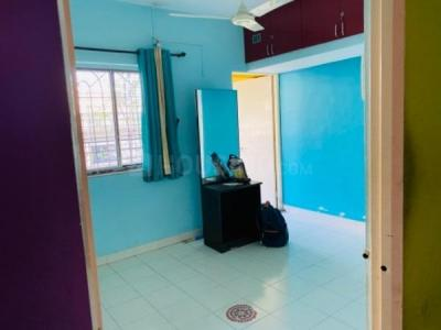 Gallery Cover Image of 625 Sq.ft 1 BHK Apartment for rent in Karve Nagar for 12000