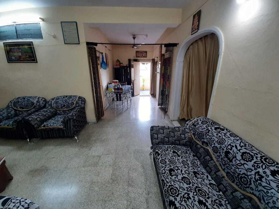 Living Room Image of 1100 Sq.ft 2 BHK Apartment for rent in Zamistanpur for 13000