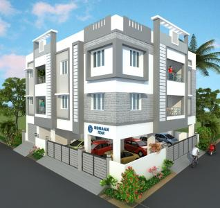 Gallery Cover Image of 557 Sq.ft 1 RK Apartment for buy in Medavakkam for 2896400