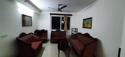 Gallery Cover Image of 1850 Sq.ft 3 BHK Apartment for rent in DLF New Town Heights, New Town for 26000