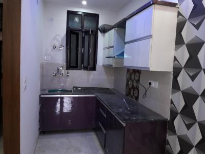 Gallery Cover Image of 550 Sq.ft 1 BHK Independent Floor for buy in Niti Khand for 2300000