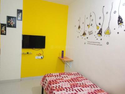 Gallery Cover Image of 900 Sq.ft 1 BHK Apartment for rent in Dhanori for 24999