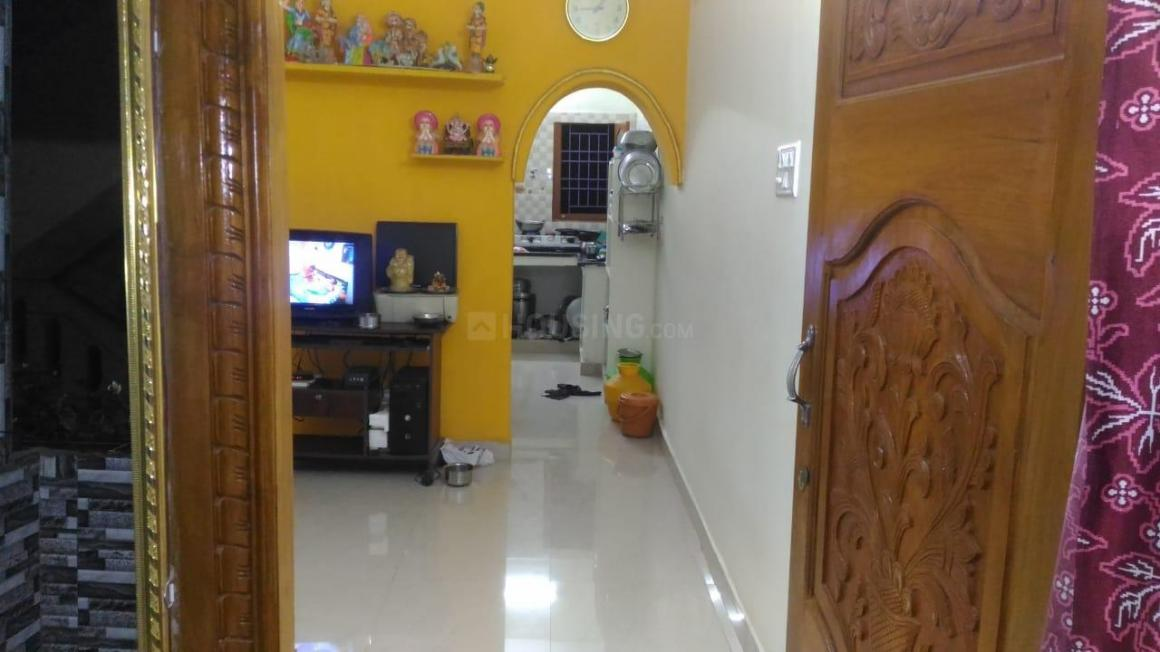Living Room Image of 600 Sq.ft 2 BHK Independent House for rent in Red Hills for 5000