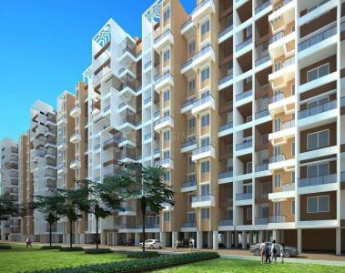 Gallery Cover Image of 579 Sq.ft 1 BHK Apartment for buy in Charholi Budruk for 2200000